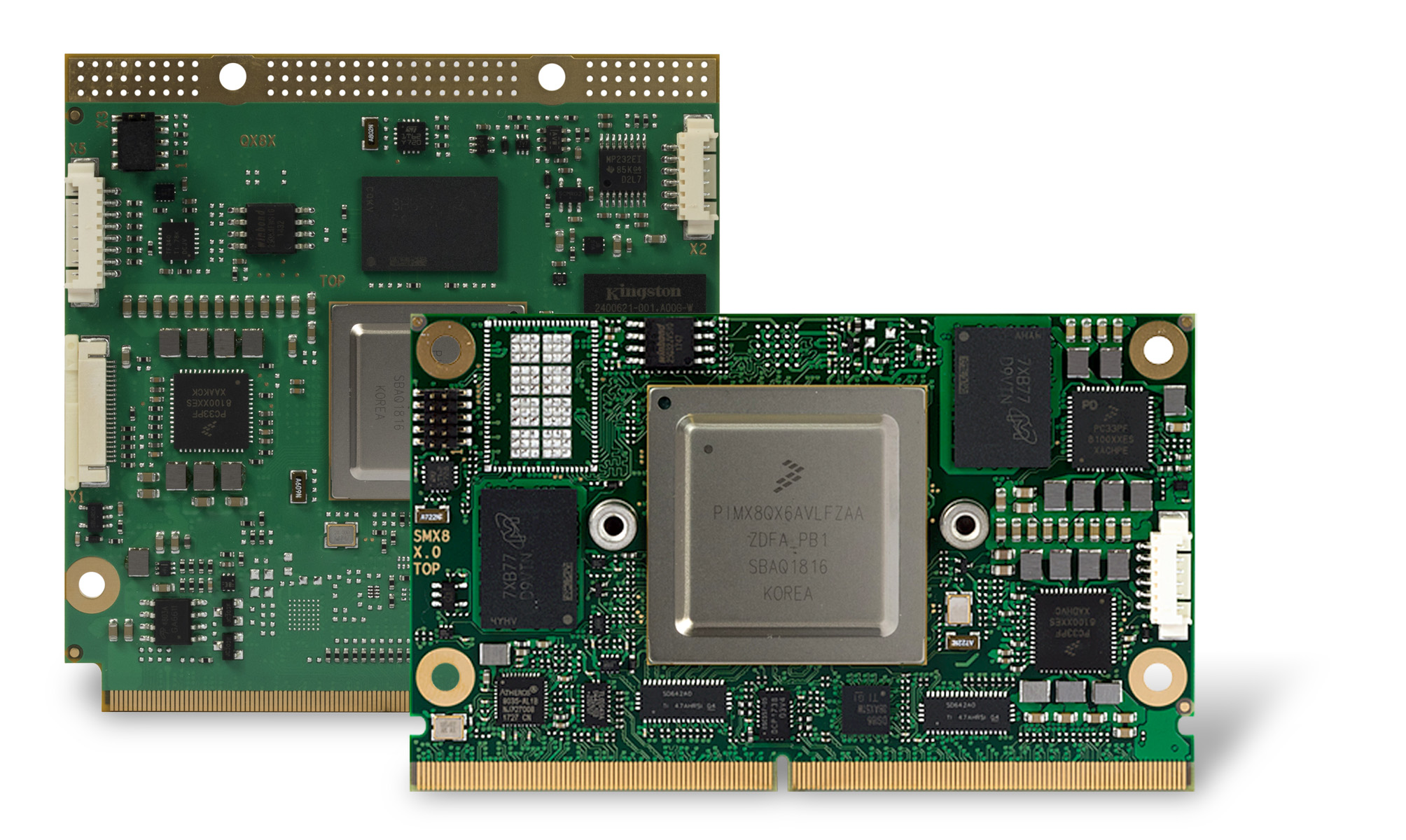 congatec launches i MX 8X on SMARC 2 0 and Qseven modules: The new
