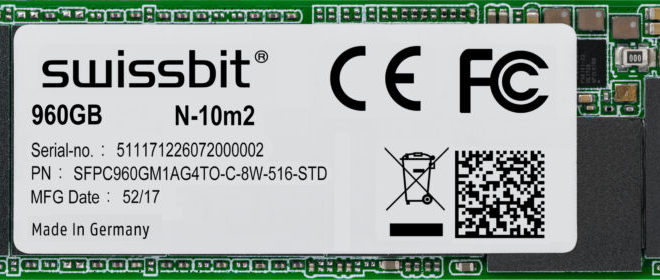 Swissbit highlights memory solutions for harsh environments