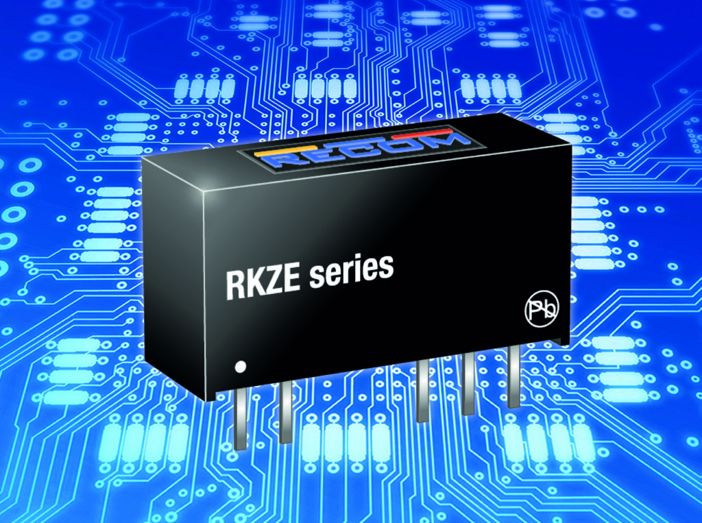 2W low cost DC/DC converters offer high isolation – CIE