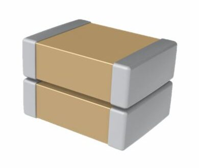 For power applications with high efficiency: High-efficiency ceramic capacitors of the KONNEKT™ series from KEMET at Rutronik