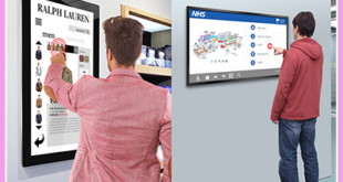 CDS touch kiosks