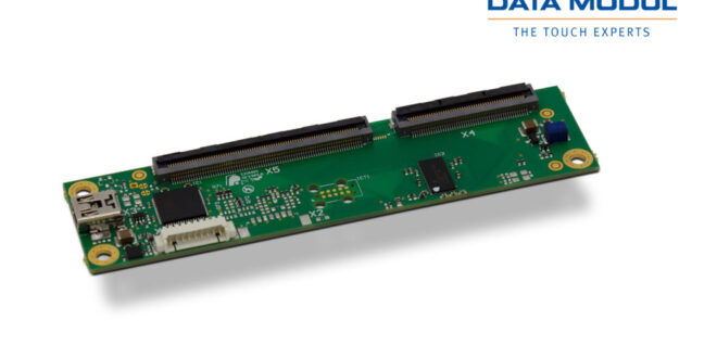 DATA MODUL Presents mXT2952TD Controller Board