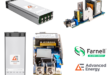 Farnell now shipping Advanced Energy's Excelsys power supplies