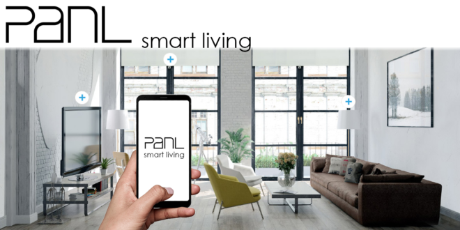 PanL smart living from Bridgetek brings exciting new dimensions to home automation