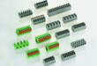 Hylec launches new TLM Series screwless push wire PCB terminal blocks – multiple styles and pitches optimise board design