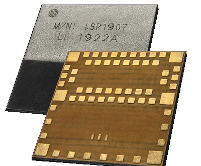 Insight SiP launches new ISP1907-LL RF module