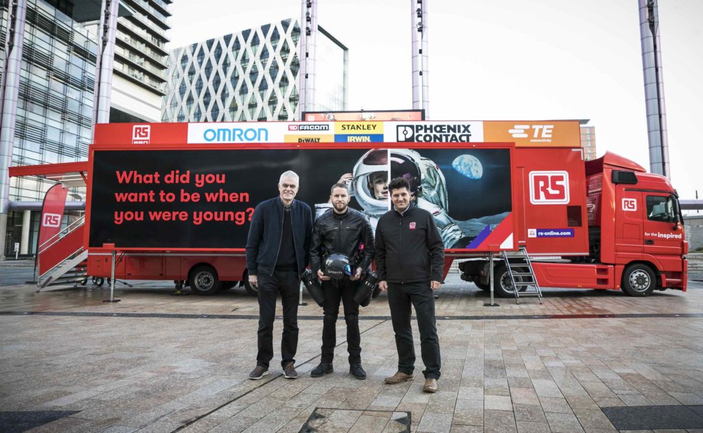 Technology flying high at launch of new mobile innovation