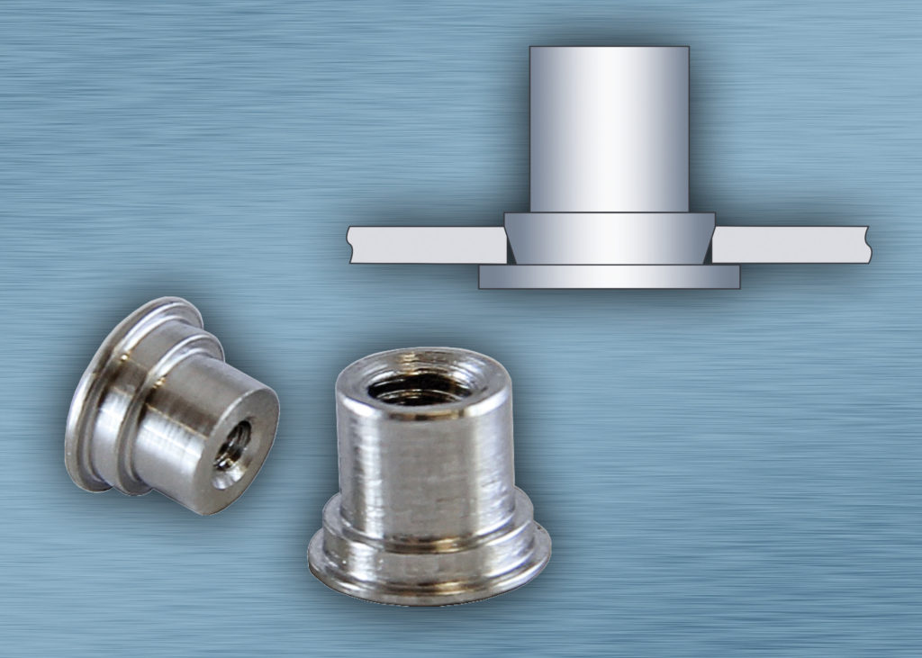 New microPEM flaring standoffs for compact electronic assemblies ...