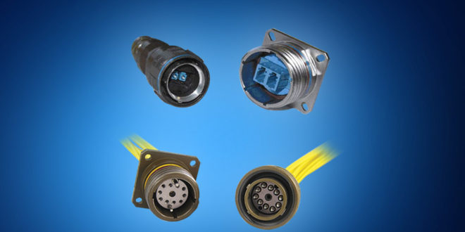 Now at Mouser: Amphenol FSI's fibre optic connectors for aviation and military applications
