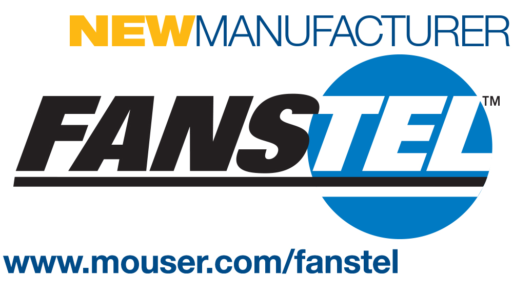 Mouser Electronics Signs Global Distribution Agreement With Fanstel