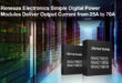 Renesas Electronics unveils family of encapsulated simple digital power modules