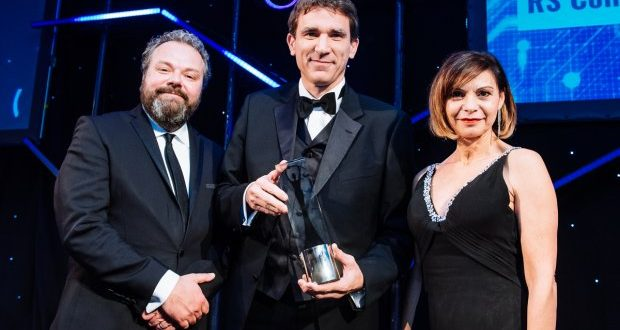 RS Components wins the Elektra 2017 'Educational Support Award'