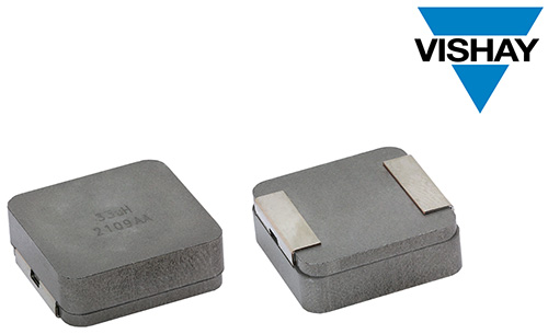 For high operating temperatures up to +155°C: Commercial IHLP® inductor in 7575 package from Vishay at Rutronik