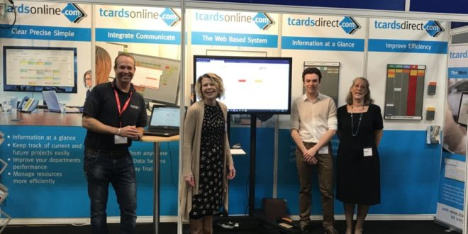 T CARDS DIRECT LAUNCHES NEW ONLINE SYSTEMS AT AUTUMN SHOWS