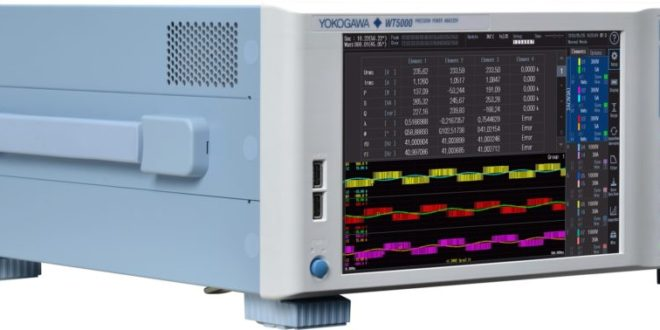 Yokogawa Test & Measurement launches next generation of Precision Power Analyser