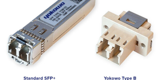 Miniature Optical Transceiver from Yokowo Offers Space and Power Savings