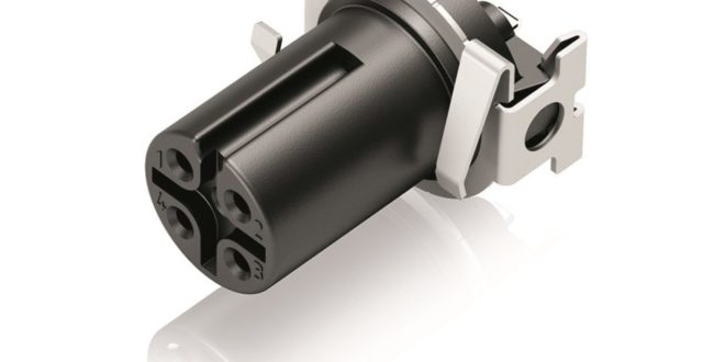 Panel mount M12 connectors can be surface mounted