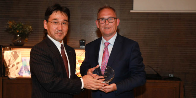 Anglia named as Omron's best distributor for Northern Europe