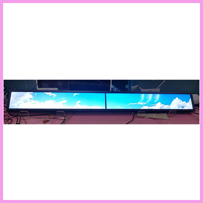 Ultra Long Ultra Wide Stretched Displays – CIE