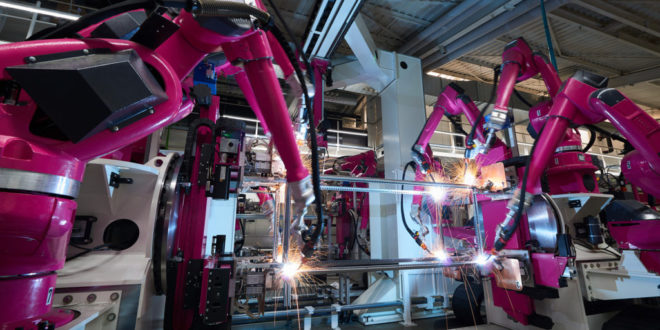 Are you ready for the challenge of Industry 4.0?