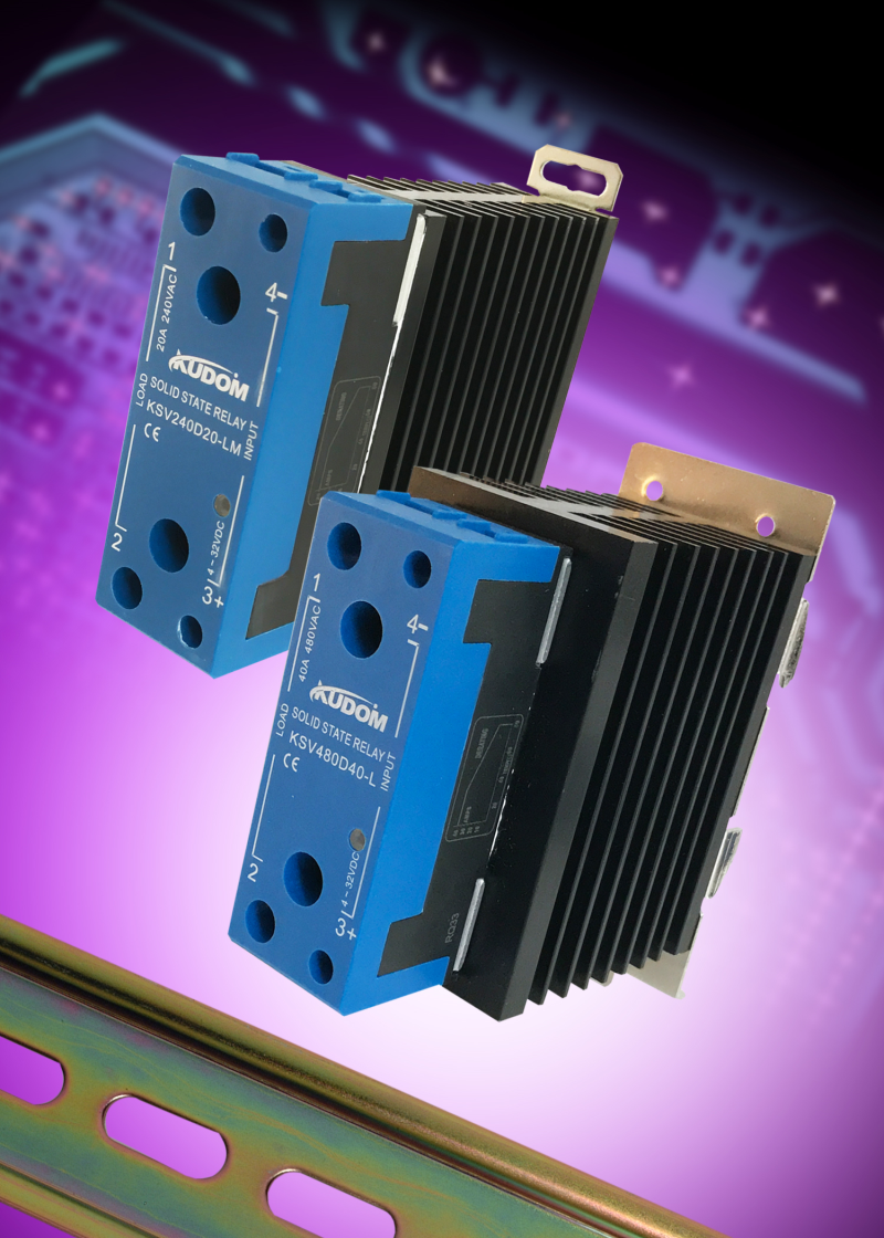 Industrial Solid State Relays From Switchtec Are High On Performance Solidstaterelaycircuitpng The Supplied Complete With A Built In Heat Sink Din Rail Mounts And Surface Mount Clip