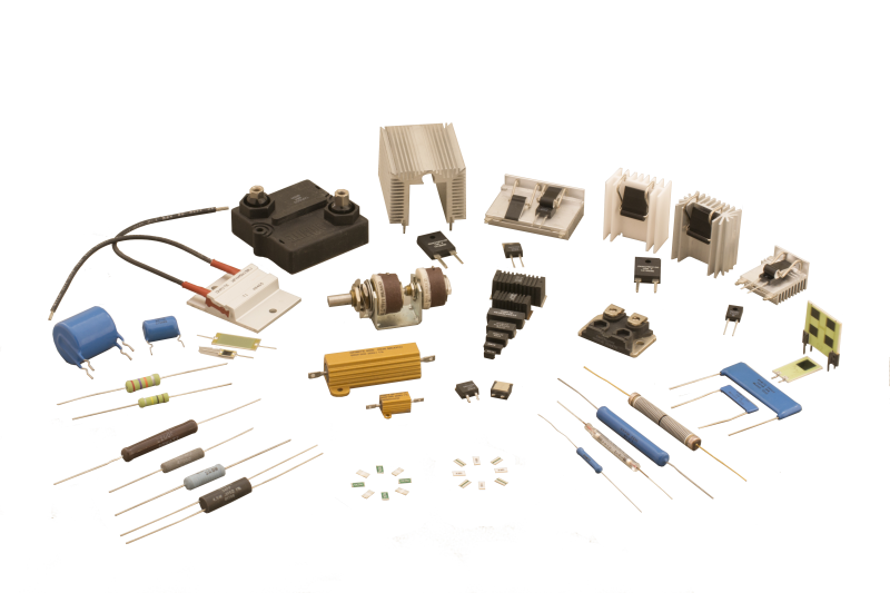 RS Components broadens range with hundreds of high-quality resistors ...