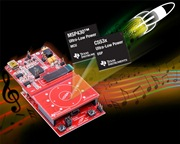 TI's unveils audio capacitive touch BoosterPack for ultra