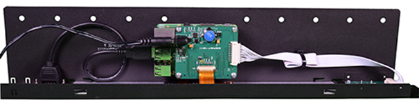 EarthLCD Introduces the Pi-Raq, An open source Raspberry Pi Based 1U