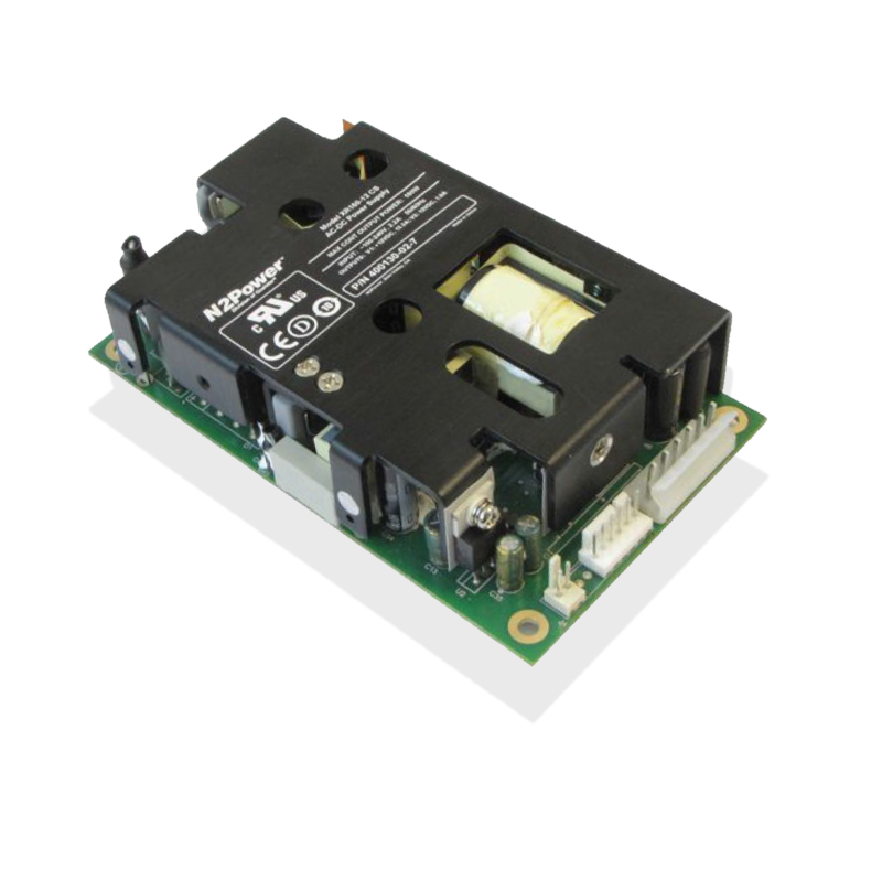 Ultra-compact, high efficiency 160W AC-DC module delivers market